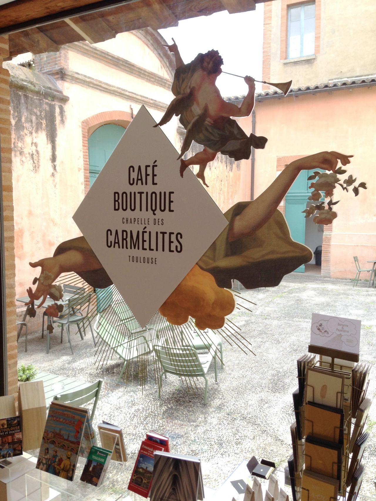 Café des Carmélites de Toulouse