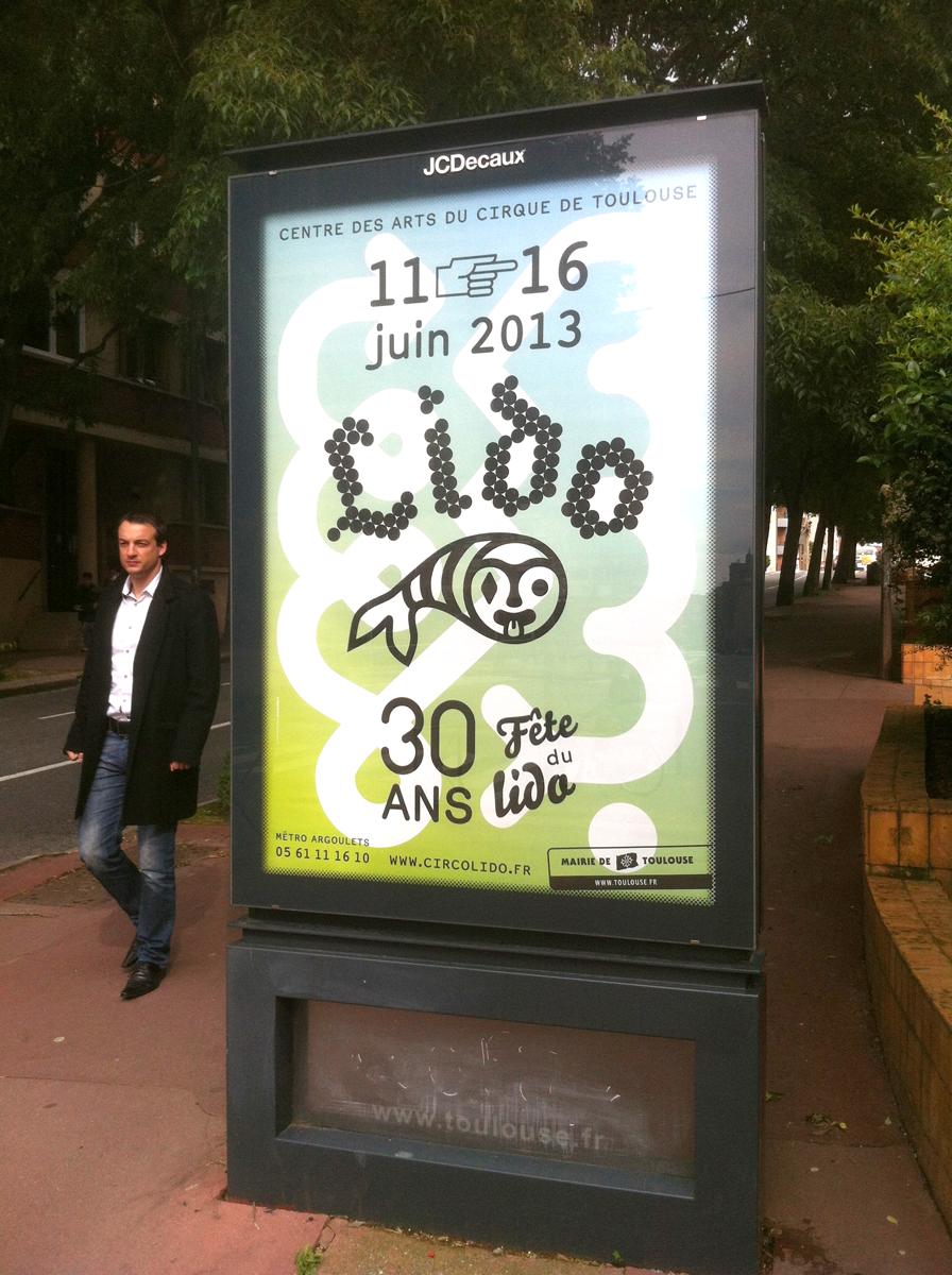 Lido, École des arts du Cirque de Toulouse