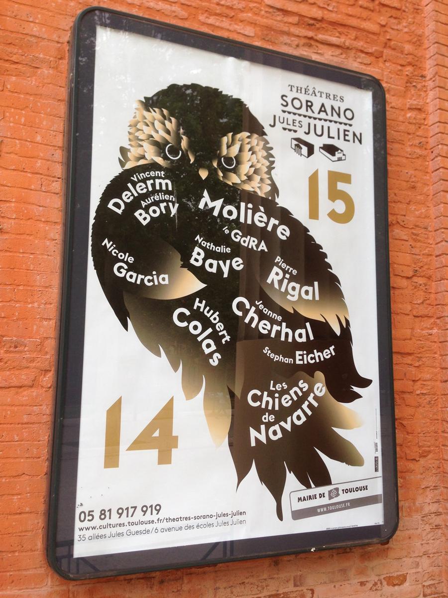 Théâtre Sorano, 2012-2016
