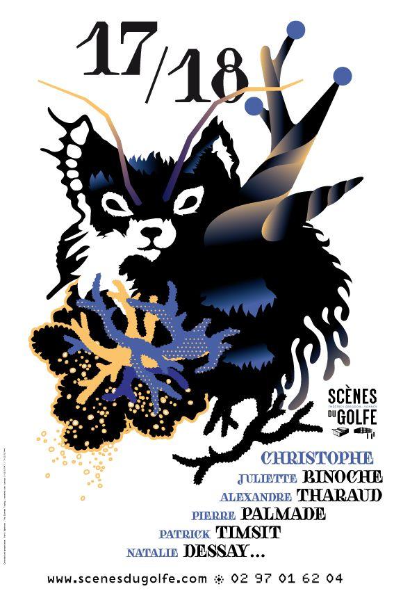 Théâtres de Vannes et d'Arradon, Saison 17-18